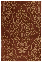 Kaleen Rachael Ray Soho Collection SOH0125 Red