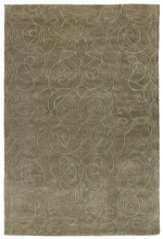 Kaleen Rachael Ray Soho Collection SOH0127 Taupe
