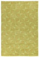 Kaleen Rachael Ray Soho Collection SOH0228 Yellow