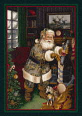Milliken Realtree Southern Santa 63909 Kris Kringle
