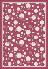 Milliken Theme Rugs 2 Sweetheart Field 7009