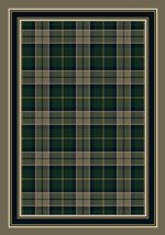 Milliken Design Center Magee Plaid 11006 Emerald II