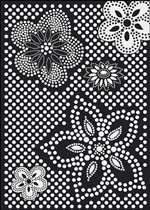 Milliken Black and White Eyelet 00003 Mod