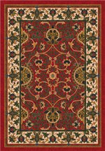 Milliken Pastiche Sumero 00235 Indian Red