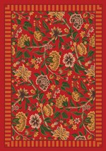 Milliken Pastiche Vachell 00235 Indian Red