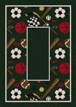Milliken Design Center Good Sports 11006 Emerald