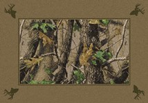 Milliken Realtree Hardwoods Green 65242