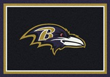 Milliken NFL Team Spirit Baltimore Ravens 00908 Spirit