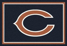 Milliken NFL Team Spirit Chicago Bears 00917 Spirit