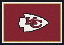 Milliken NFL Team Spirit Kansas City Chiefs 00947 Spirit