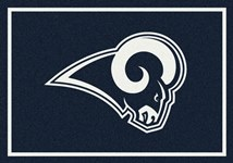 Milliken NFL Team Spirit Los Angeles Rams 00986 Spirit