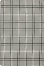 Milliken Imagine Pane Plaid Greyfell