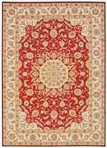 Nourison Kathy Ireland Ancient Times BAB02 Red
