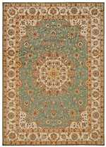 Nourison Kathy Ireland Ancient Times BAB02 Teal