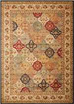Nourison Kathy Ireland Ancient Times BAB03 Multicolor