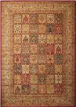 Nourison Kathy Ireland Ancient Times BAB04 Multicolor
