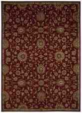 Nourison Kathy Ireland Ancient Times BAB05 Red
