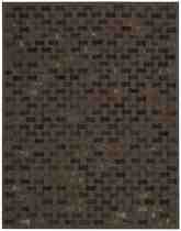 Nourison Joseph Abboud Chicago CHI01 Chocolate