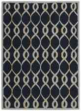 Nourison Decor DER04 Navy