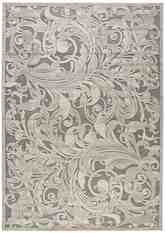 Nourison Graphic Illusions GIL01 Grey Camel