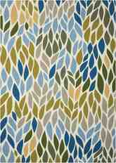 Nourison Home and Garden RS094 Multicolor