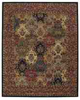 Nourison India House IH23 Multicolor