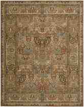 Nourison Living Treasures LI02 Multicolor