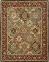 Nourison Living Treasures LI03 Multicolor