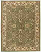 Nourison Persian Crown PC002 Green