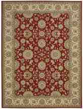Nourison Persian Crown PC002 Red