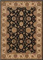 Nourison Persian Crown PC002 Black
