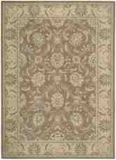Nourison Persian Empire PE22 Mocha