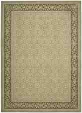 Nourison Persian Empire PE26 Green