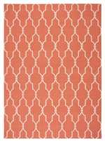 Nourison Home and Garden RS087 Orange