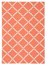 Nourison Home and Garden RS091 Orange