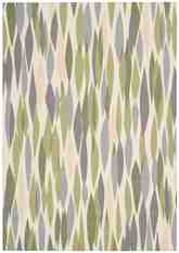 Nourison Waverly Sun and Shade SND01 Violet