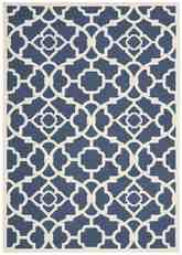 Nourison Waverly Sun and Shade SND04 Lapis