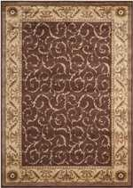 Nourison Somerset ST02 Brown