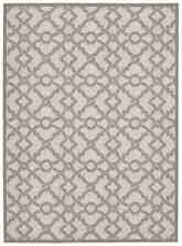 Nourison Waverly Treasures WTR01 Early Grey
