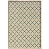 Oriental Weavers Caspian 6997Y Ivory and Blue