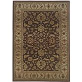 Oriental Weavers Genesis 952M1 Brown and Beige