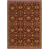 Oriental Weavers Amelia 2331R Red and Ivory