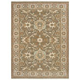 Oriental Weavers Anatolia 1331H Brown and Ivory