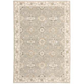Oriental Weavers Andorra 8929H Grey and Ivory