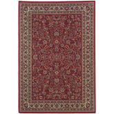 Oriental Weavers Ariana 113R3 Red and Ivory