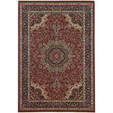 Oriental Weavers Ariana 116R3 Red and Blue