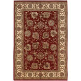 Oriental Weavers Ariana 117C3 Red and Ivory