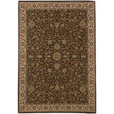 Oriental Weavers Ariana 172D2 Brown and Ivory