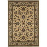 Oriental Weavers Ariana 311I3 Ivory and Green