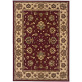 Oriental Weavers Ariana 623V3 Red and Ivory